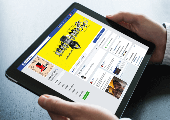 Landmarc Films _ Social media Strategy